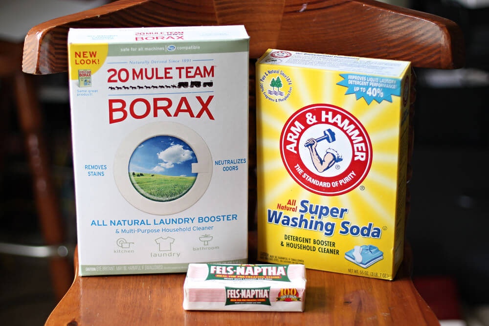 Borax packaging